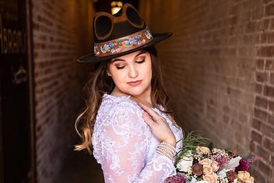 Bluebonnet Bridal collaboration