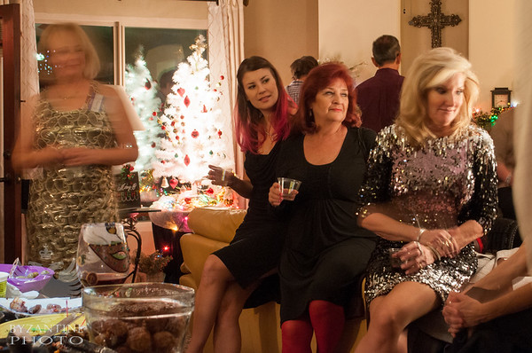 Deb's Christmas Party 2016
