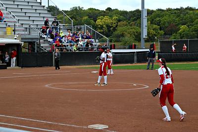 2014 09 21: Wisconsin Softball + Vilas Zoo