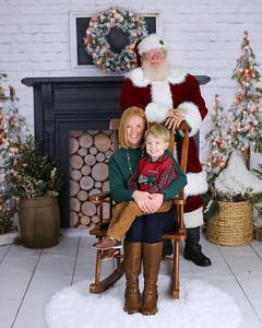 Pegram Santa Mini 2019