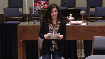 2014-03-02 Jewish Prebyterian Seminar