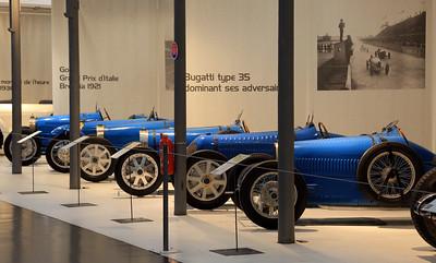 Cite de l'Automobile - Mulhouse, France