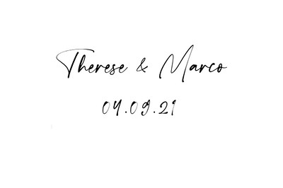 20210904 - Therese et Marco