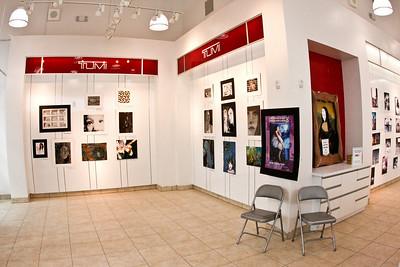 LT Galleria Art Show Fall09