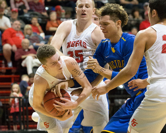 Fort Gibson v Victory Christian
