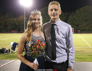 Seneca Indians Football 9-27-19 (OM Homecoming)