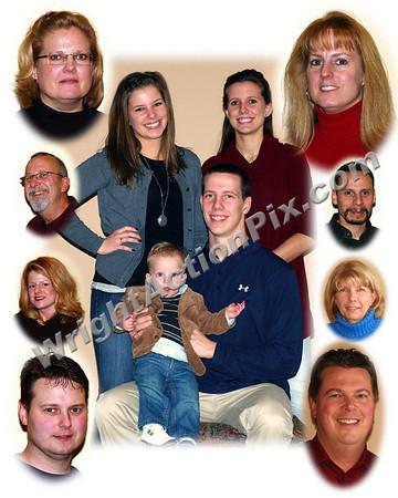 Wright Grandkids Collage