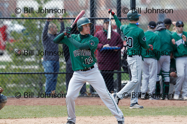 V Baseball Norwell v Westwood 4_21_11