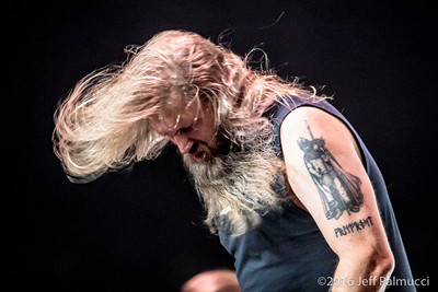 Amon Amarth at the DCU Center - Worcester, MA