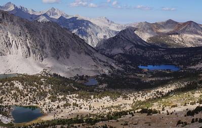 August 21, 2012 Kearsarge Pass - Sierra Nevada Mts.