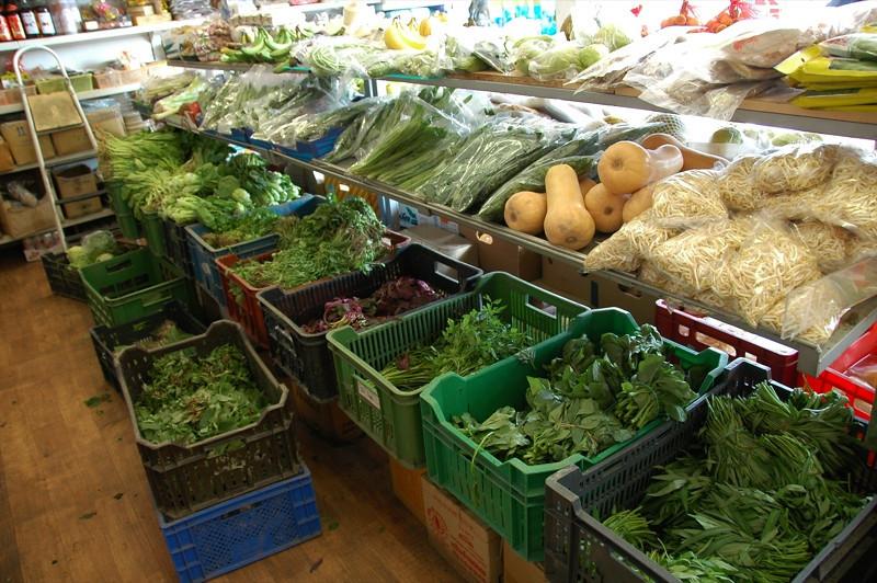 Fresh Vegetables - Prague, Czech Republic