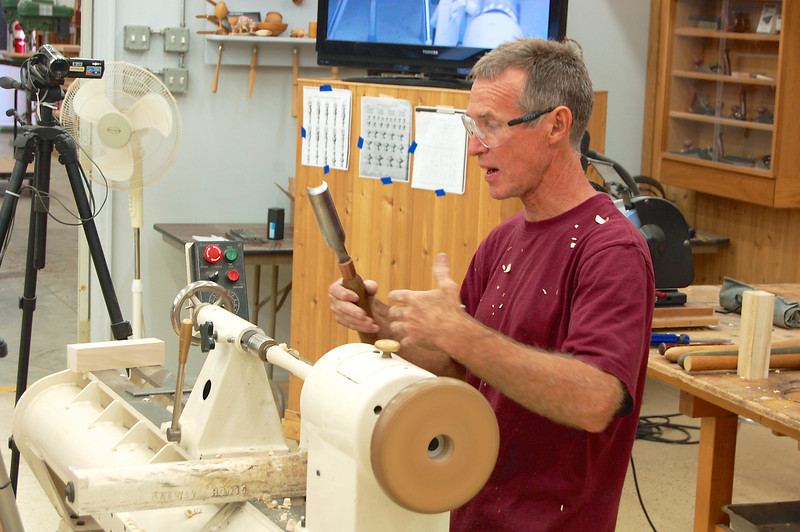 Fundamentals of Woodturning with Matthew Hill