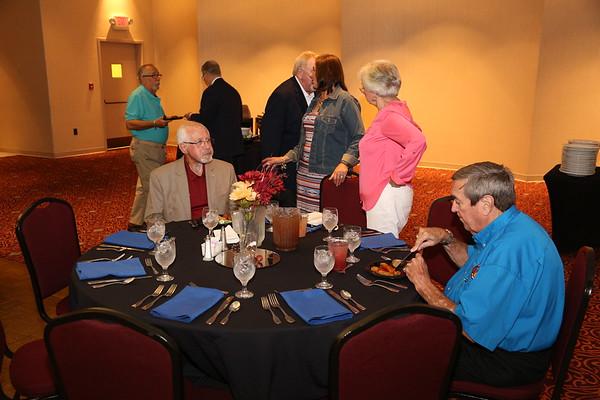 2019 September - Indiana Grand Master Reception