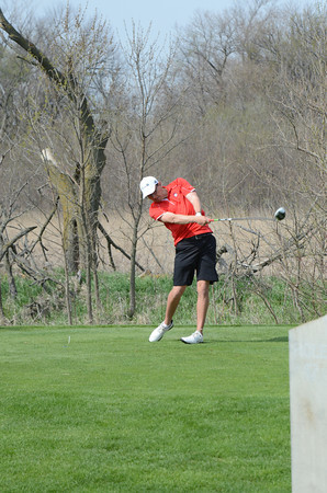Boys Golf at Waverly Invite
