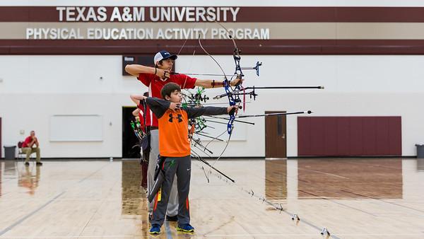 2014 Indoor Nationals - Texas A & M