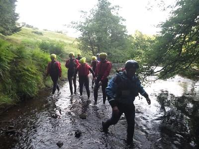Devils Pulpit Gorge Walk August 2016