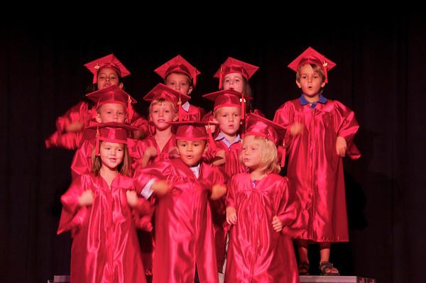 Pre-Kindergarten Graduation