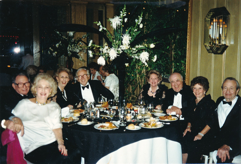 Mar. 9, 1990Bernie and Flow Roth next to margieBarreth? party at casinoOn left: Herman PlattMargie Platton Right from left to right: Flo RothBerry RothMargieLester