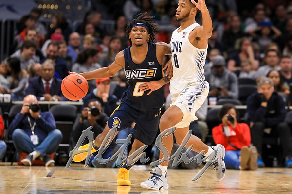 UNCG MBB vs HOYAS 11-30-2019 UPDATE