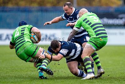 Coventry Rugby vs Yorkshire Carnegie 27th Oct 2018