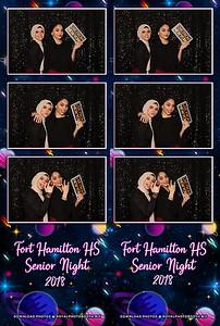 FHHS 2018 Sr Night