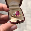 3.21ctw Burma N-Heat Ruby Ring, by Mellerio 9