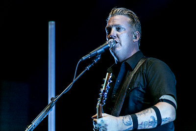 Queens of the Stone Age at Cal Jam 17