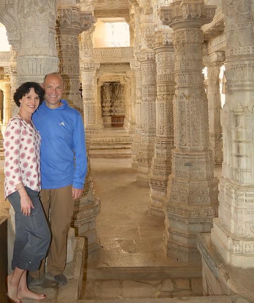 Truly sublime! - Ranakpur Jain Temple