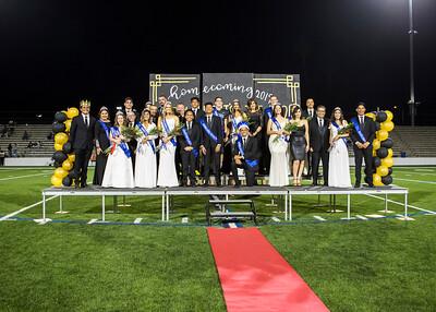 LHHS Varsity Vs Troy / Homecoming 10-25-19