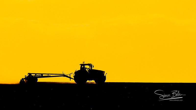Sunset working