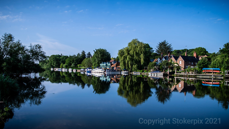 The Beetle and Wedge at Moulsford