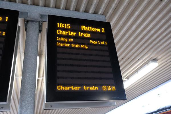 Jacobite Train Ride