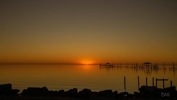 Lamar/Fulton/Rockport Sunrises