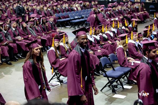 Clinton Ewansiha Graduation