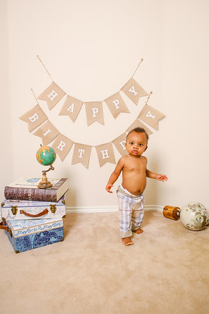Jace's 1st Birthday