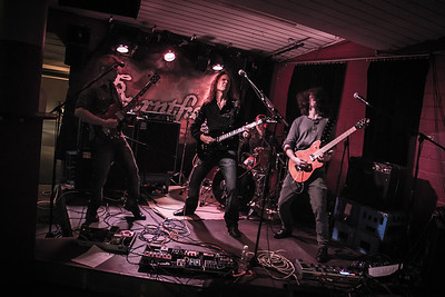 Red Kaukasus / Revival Hymns / Burntfield - 23.5.2014 - Bluepool