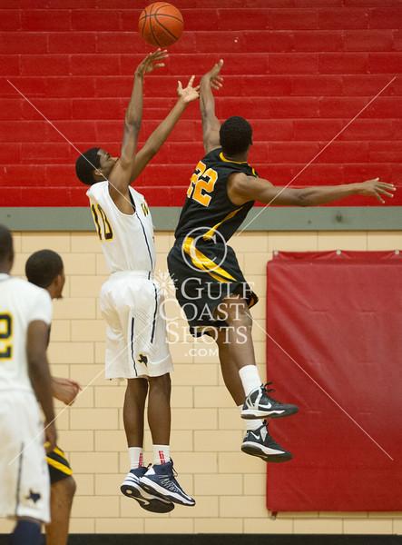 2012-12-20 Basketball Varisty Boys Sam Houston v Westbury Christian