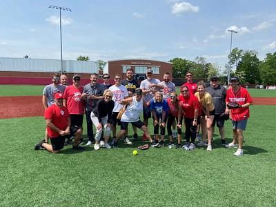 Staff Softball May 2021