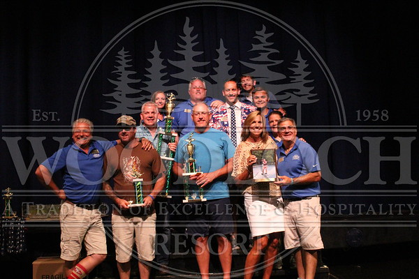 August 9 - Awards