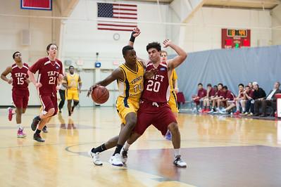 1/30/16: Boys' JV Basketball v Trinity-Pawling