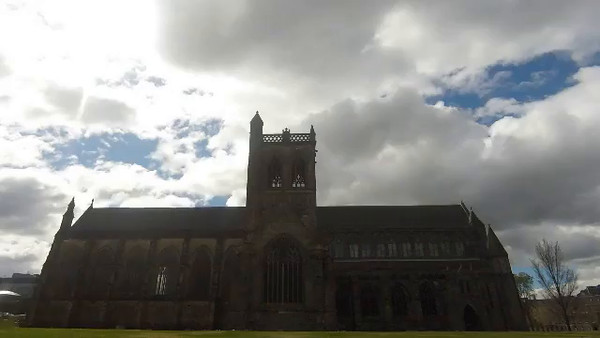 Paisley Abbey Time Lapse