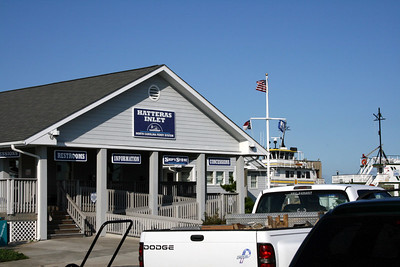 North Caroline Ferries at the outerbanks 9-28-06