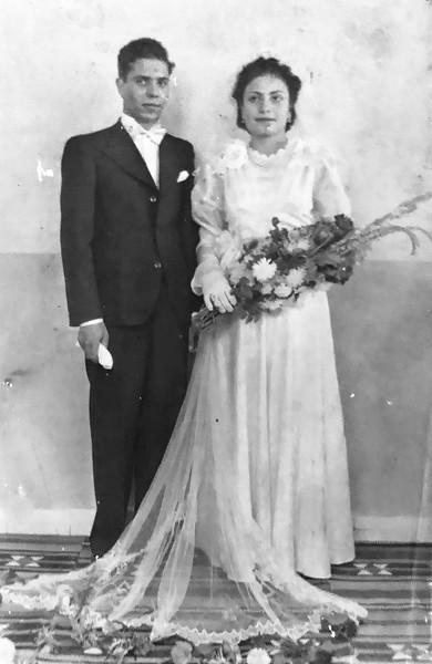 Najla and Michael Khoury 1941