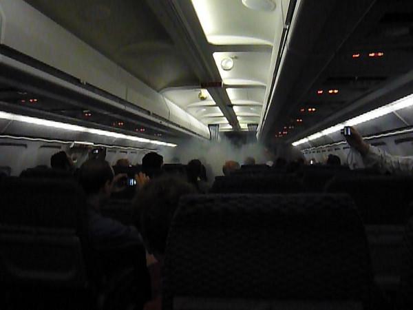 Smoke and Dark Plane.MOV