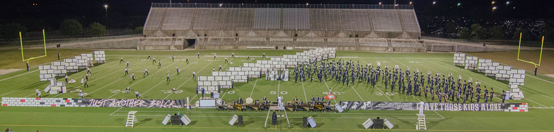 UIL REGIONAL MARCHING OCT 21 2017