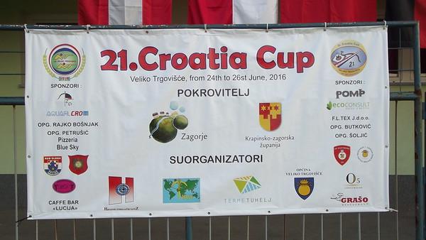 21st Croatia Cup, Veliko Trgovišće-2016
