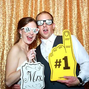2018.11.03 ~ Laura & Will Wedding Photo Booth
