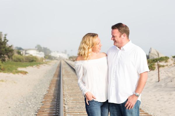 Kristin and Jason Engagement