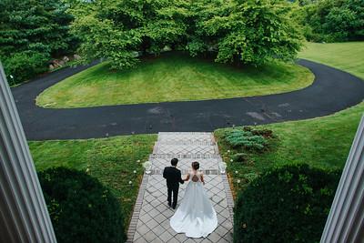 Abigail + Matt // Rose Hill Manor