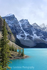 Oh Magnificent Canadian Rockies